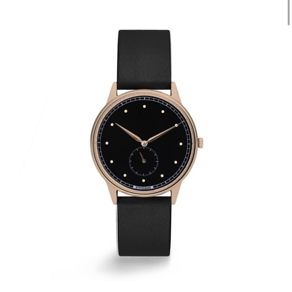 Hypergrand Watch Accessories - Hypergrand Rose Gold Black Classic