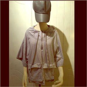 Adidas by Stella McCartney Tops - Adidas x Stella McCartney cowl neck top sz M