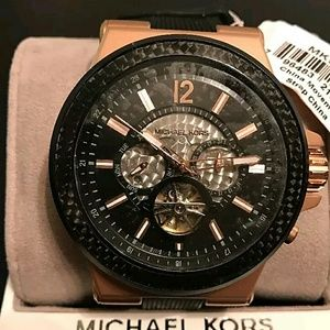Michael Kors  Other - NWT Michael Kors Automatic Chronograph Watch