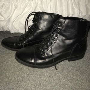 Bass Shoes - BASS COMBAT BOOTS
