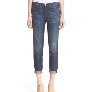 Vince Denim - Vince 'Mason' Relaxed Rolled Jeans (Hyperion Ave)