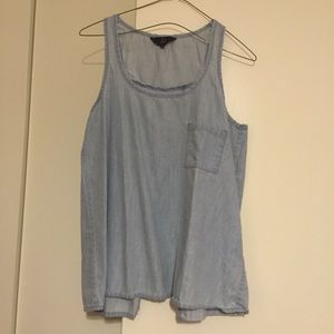 Jack by BB Dakota Tops - Jack chambray top