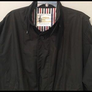 London Fog Other - Men's London Fog Black Jacket Sz Large