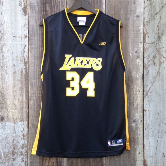 8e509528dc1 Reebok Shaquille O'Neil Los Angeles Lakers Jersey.  M_58be5c48eaf030cd76113ed0. Other Shirts you may like. Nba Jersey