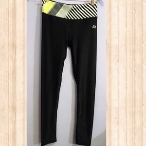 RBX Pants - RBX active leggings with print waistband