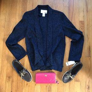 Bar III Jackets & Blazers - BAR III Embroidered Floral Blazer L