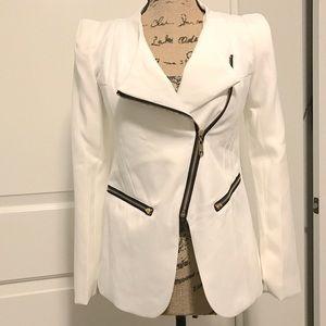 Jackets & Blazers - **FINAL PRICE** -NWT- Women's white blazer jacket