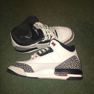 Jordan Shoes - Infrared 3's