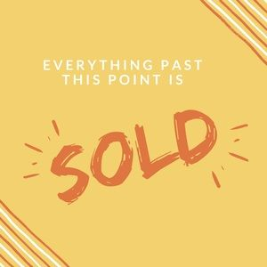 Handbags - everything past this point is sold 🎉