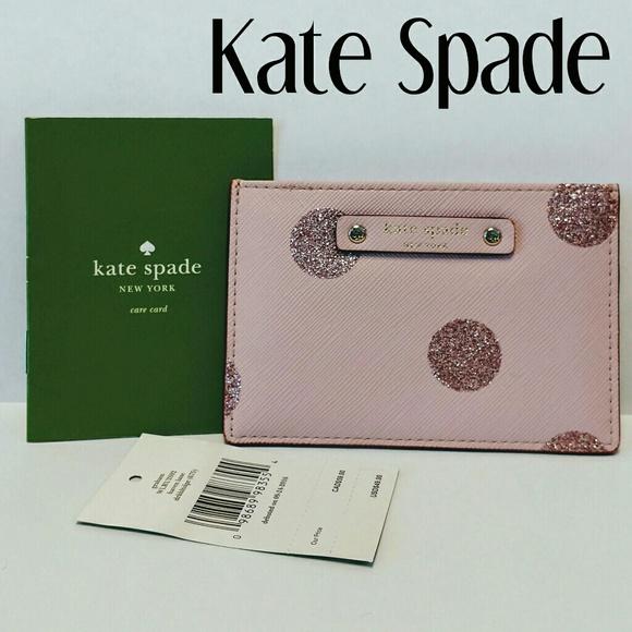 kate spade Handbags - NWT Kate Spade Card Case