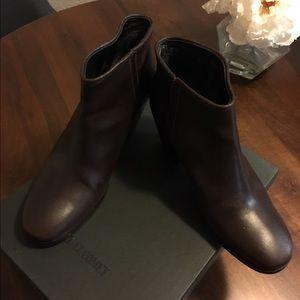 Rachel Comey Shoes - Rachel Comey Mars Booties Brown