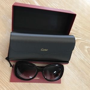 Cartier Accessories - Cartier sunglasses