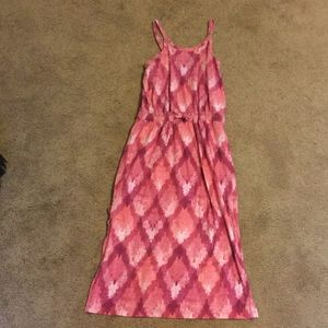 Old Navy Other - Old Navy Long Dress with Adjustable Straps