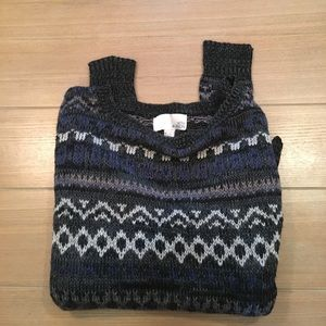 14th & Union Sweaters - 14th & Union Oversized Knit Sweater Sz M
