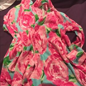 HPFI Babs wrap Lilly Pulitzer