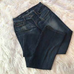 LOFT Denim - Loft curvy boot Jeans