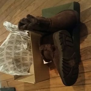 Lamo Shoes - 😆👢Chocolate Suede Boots Size 7