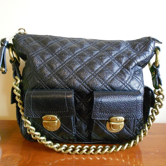 7f62cd76d1 SALE!! 🌟Marc Jacobs Quilted Leather Multi-Pocket.  M_5988f2c44e8d17e05a0c9bed