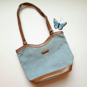 Rosetti Handbags - Rosetti - light blue denim purse