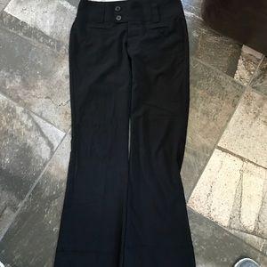 Vanity Pants - Vanity black dress pants