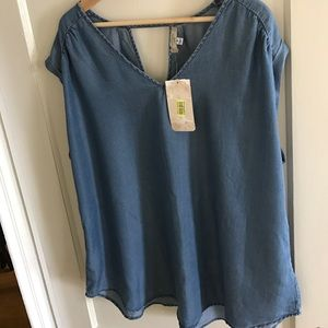 Soulmates Tops - Denim shirt