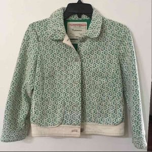 Anthropologie Jackets & Blazers - Beautiful cropped jacket from Anthropologie