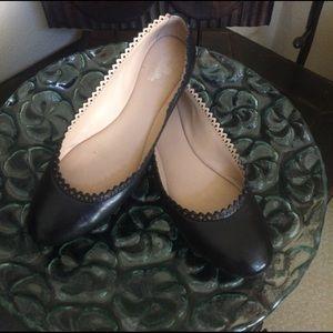 Belle by Sigerson Morrison Shoes - Black ballet flats