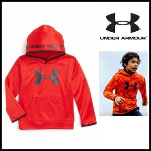 Under Armour Other - UNDER ARMOUR PULLOVER HOODIE