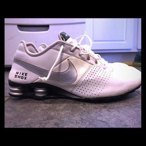 Nike Other - Men's white Nike Shox