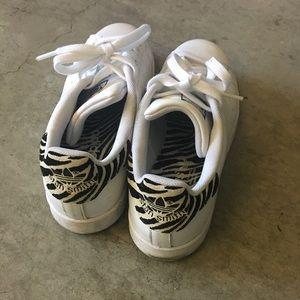 Adidas Shoes - Adidas Stan smith zebra