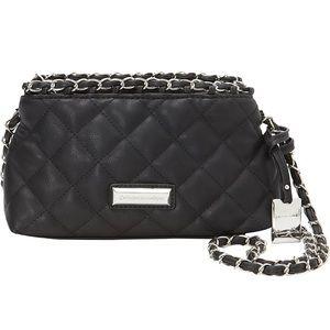 Catherine Malandrino Handbags - Catherine malandrino quilted crossbody handbag nwt