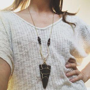 Jewelry - Handmade Wire Wrap Necklace