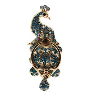 Peacock iRing Phone Case Kickstand for iPhone