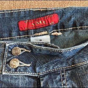 YMI Pants - Ymi shorts