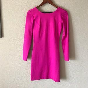 Amanda Uprichard Dresses & Skirts - Amazing hot pink dress