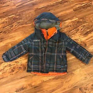 ZeroXposur Other - Boys 2T super warm, double lined coat