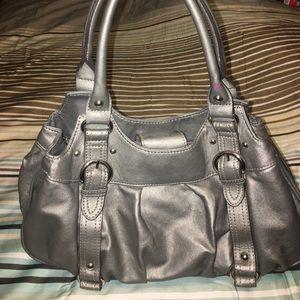 new directions Handbags - New Directions silver hobo handbag