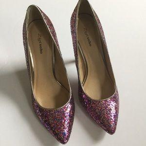 Zigi Soho Shoes - Sequin party heels