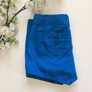 J.Crew Factory Pants - J. Crew Factory | Blue Chino Shorts 00