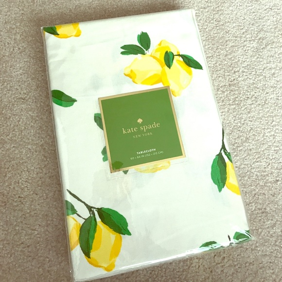 Final Sale 💥Kate 🍋 Spade Tablecloth