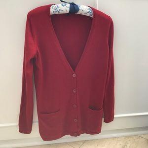 Talbots Sweaters - Merino wool cardigan from Talbots