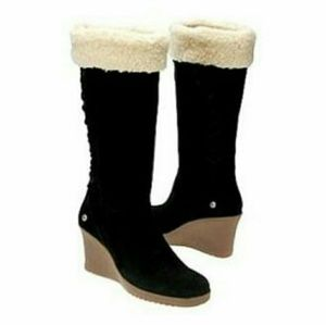 UGG Shoes - Ugg Wedges boots size 7