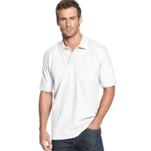 John Ashford Other - John Ashford Short Sleeve Pocket Pique Polo Shirt.