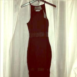 Stella Luca Mesh Dress