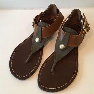 Steve Madden thong sandals
