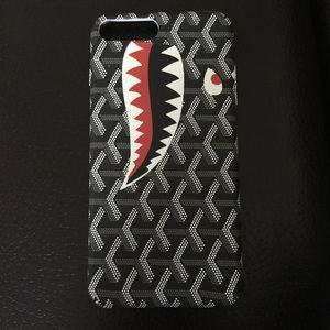 Goyard Accessories - New goyard shark case for iPhone 6/6s +, 7 & 7+