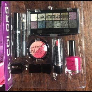 La Colors Makeup Insta Glam Kit Poshmark