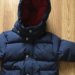 bb2540caa Ralph Lauren Baby Boy Down Jacket 18 month