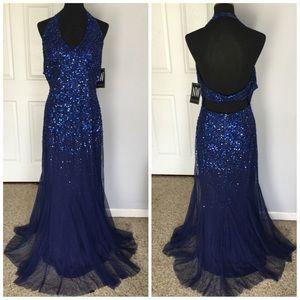 Nightway Dresses & Skirts - Nightway Sequined Dress NWT