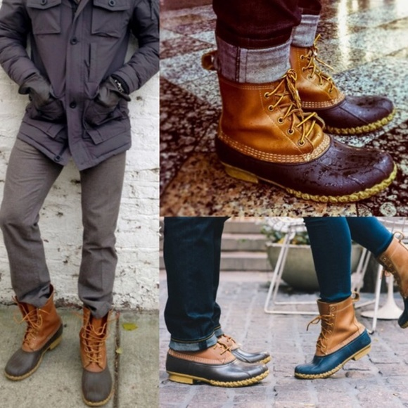 58 Off L L Bean Other L L Bean Boots Duck Boot Men S